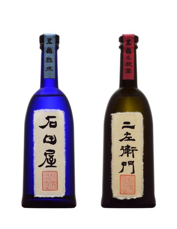 冷酒で飲みたい銘柄(3) 「黒龍(こくりゅう)」の二大高級酒