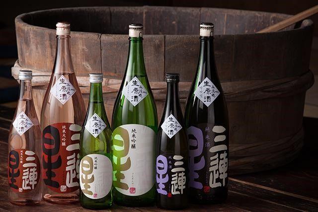 滋賀の日本酒【三連星(さんれんせい)】忍びの里、甲賀の蔵元が生んだ新たな酒