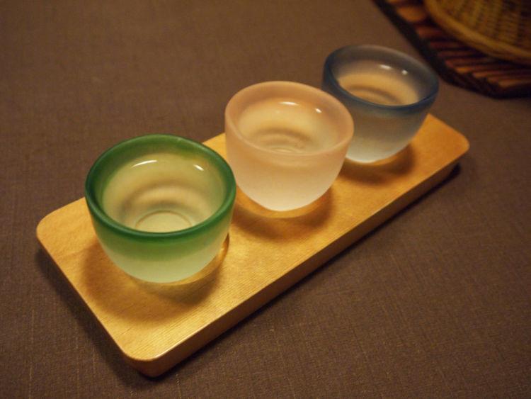 日本酒の飲み比べセットでお好みの日本酒を見つけよう!