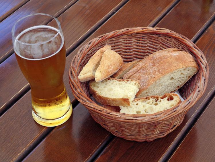 ビールとパンってじつは合う! その意外な関係って?
