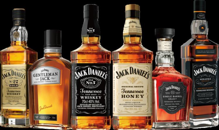 テネシーウイスキーの代表銘柄(1) 「ジャック ダニエル」