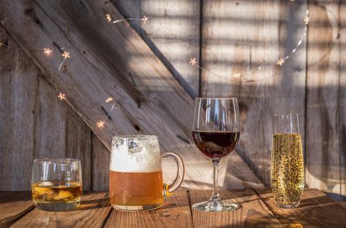 焼酎1合のアルコール量はほかのお酒の何杯分?