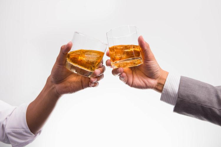飲みやすいウイスキーは、初心者にもオススメ!