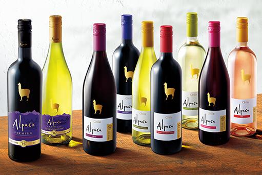 「アルパカ」は人気急上昇中の極旨チリワイン