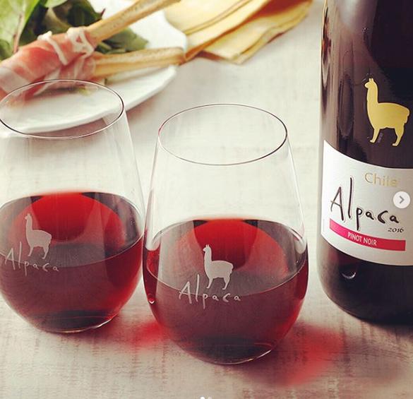 「アルパカ」は今、もっとも売れている人気のワイン