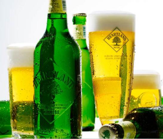 """""""緑の瓶""""の国産ビールと言えば「ハートランド」"""