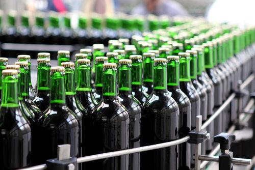 ビールの製造工程(5)パッケージング工程