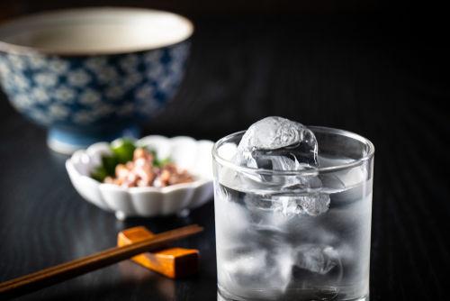 「東京焼酎&梅酒Bar GEN&MATERIAL」は料理やおつまみも充実