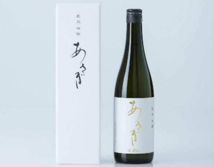 プリンスホテルが初のオリジナル日本酒 純米吟醸「あさぎ」を発売