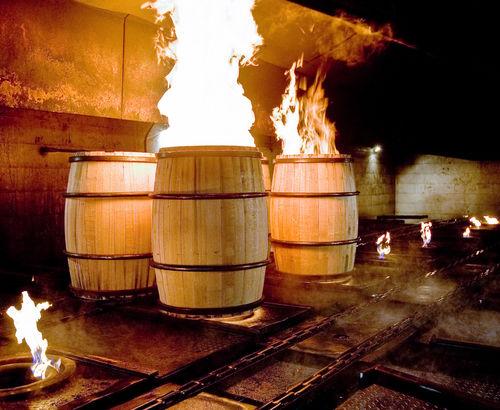 バーボン樽で熟成したウイスキーの風味