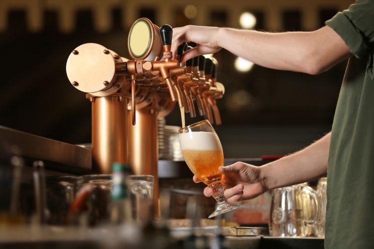 「麦酒大学」はビールの注ぎ方の重要性がわかるお店
