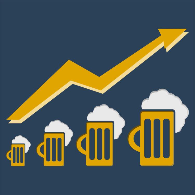 ビールの国内シェア、これまでとこれから