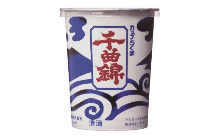 【金紋 千曲錦 180ml/千曲錦酒造】
