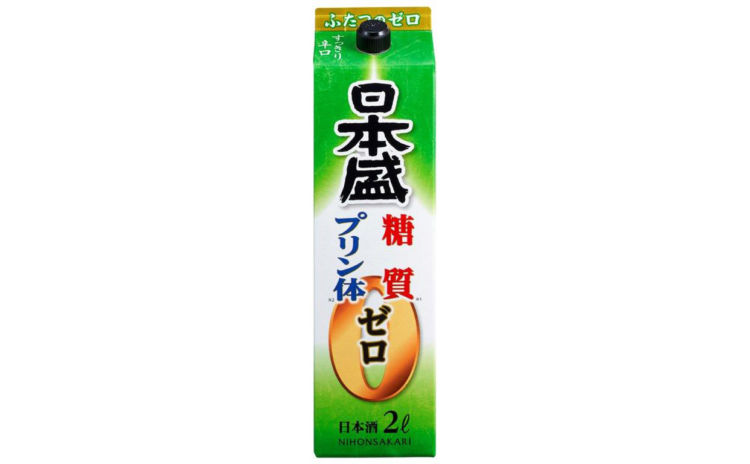 【日本盛 糖質ゼロプリン体ゼロ2000ml/日本盛】