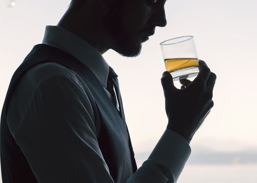ホットウイスキーは立ち昇る香りを楽しもう