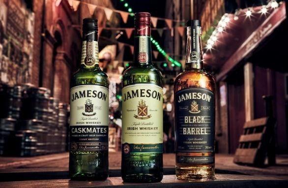 アイリッシュウイスキーの代表銘柄(1) アイリッシュウイスキーの代名詞「ジェムソン」