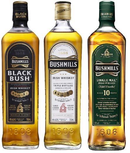 アイリッシュウイスキーの代表銘柄(2) アイルランド最古の蒸溜所が造る「ブッシュミルズ」