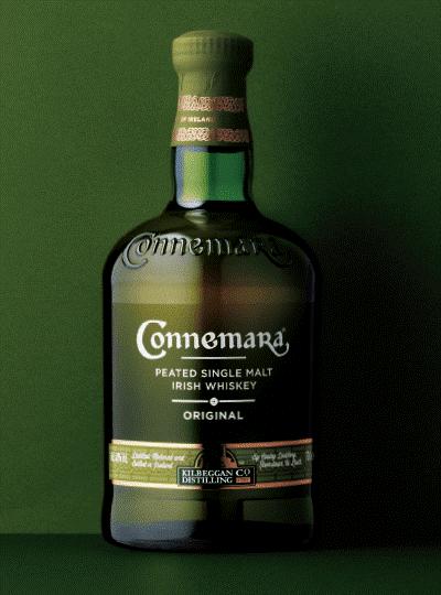アイリッシュウイスキーの代表銘柄(3) アイリッシュでは珍しいピーティーさが魅力「カネマラ」
