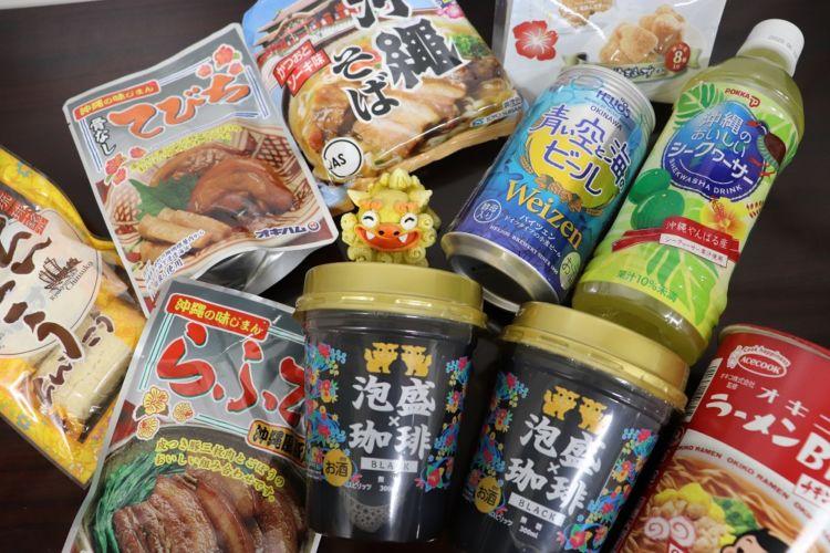新しい沖縄土産として人気急上昇中!