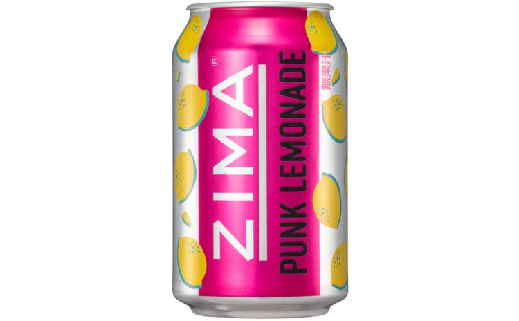 ジーマ パンクレモネード缶 330ml