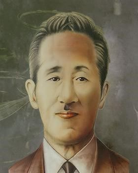 河内源一郎氏が焼酎の歴史に果たした役割