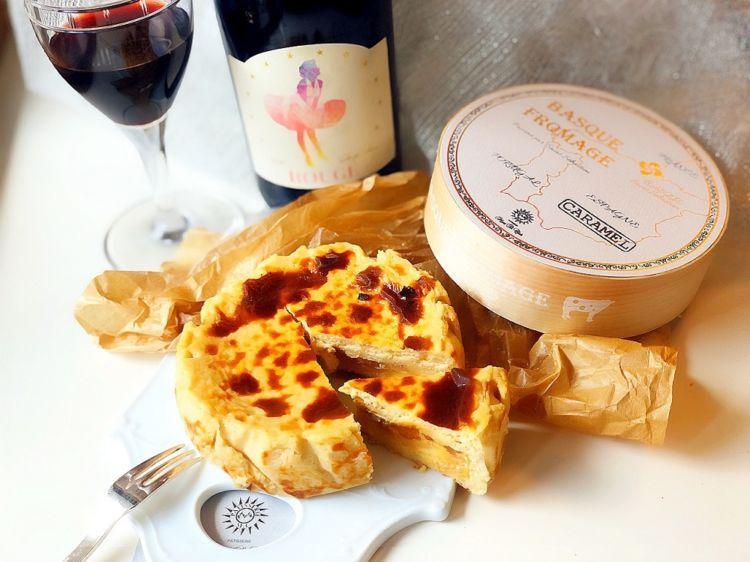 限定新作! 辻口シェフの「キャラメル バスク フロマージュ」はマリリン・モンロー赤ワインにぴったり!