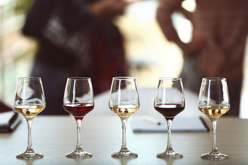 ワインの味わいを表現するポイント