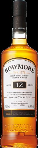 「ボウモア」を初めて飲むならこの1本:ボウモア12年(BOWMORE 12YEARS)