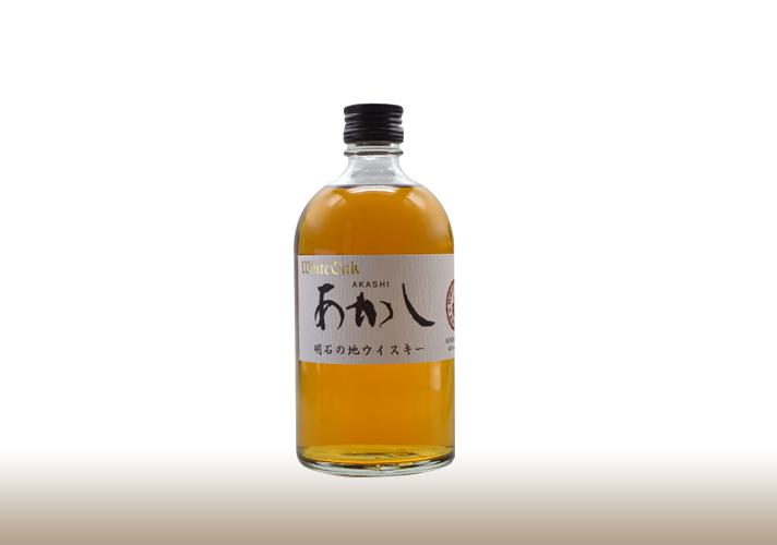 日本一海に近い蒸溜所で育まれる地ウイスキー「あかし」の底知れぬ魅力に迫る
