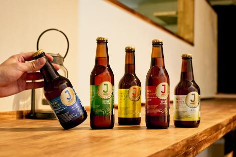 J-CRAFTというクラフトビールブランドをご存知ですか?