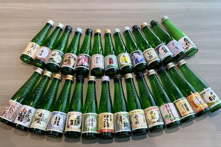 日本各地の日本酒が旅行気分でたのしめる! 1合サイズ27銘柄の「蔵べる シリーズ」新発売!