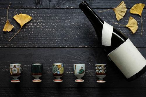 四合瓶は日本酒の主流のサイズ