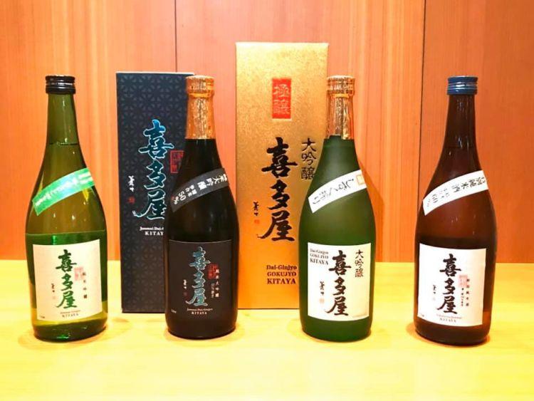 福岡の日本酒【喜多屋(きたや):喜多屋】世界でも高く評価される飲む人に喜びを伝える酒