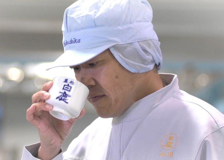 白鹿 杜氏 小川義明さん