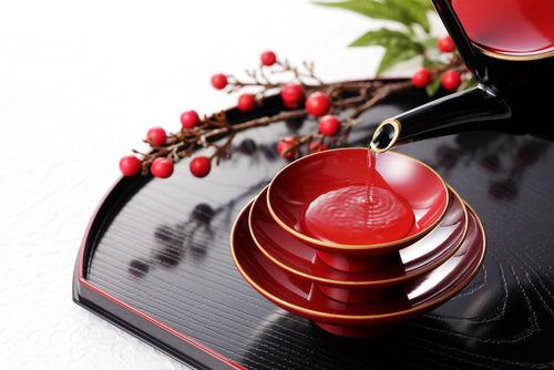 正月に日本酒を飲むときの作法や注意点