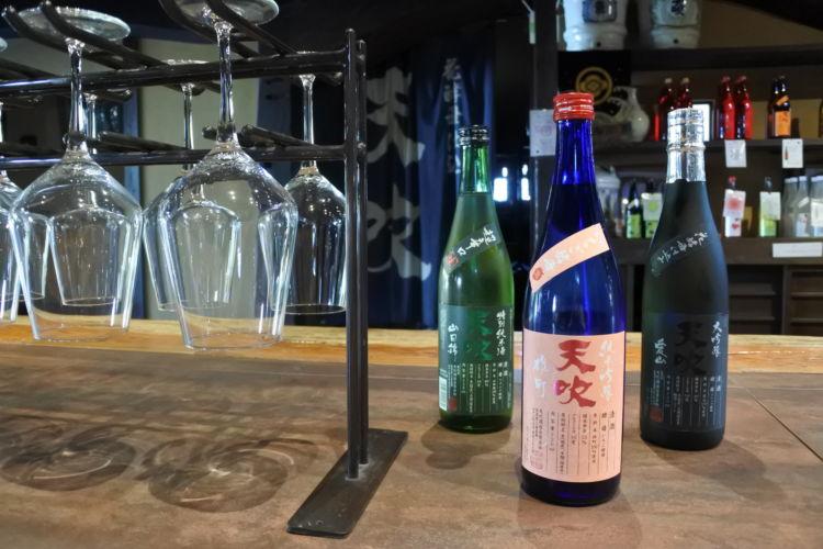 「天吹(あまぶき)」花酵母によって醸される香り豊かな天吹酒造の酒【佐賀の日本酒】
