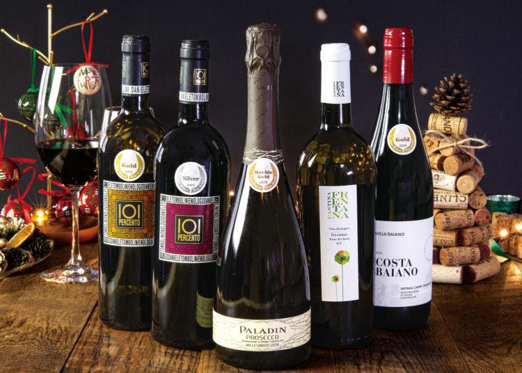 ギフトにもおすすめ!クリスマスにピッタリな厳選イタリアワインのセットをメルカート ジローが特売中