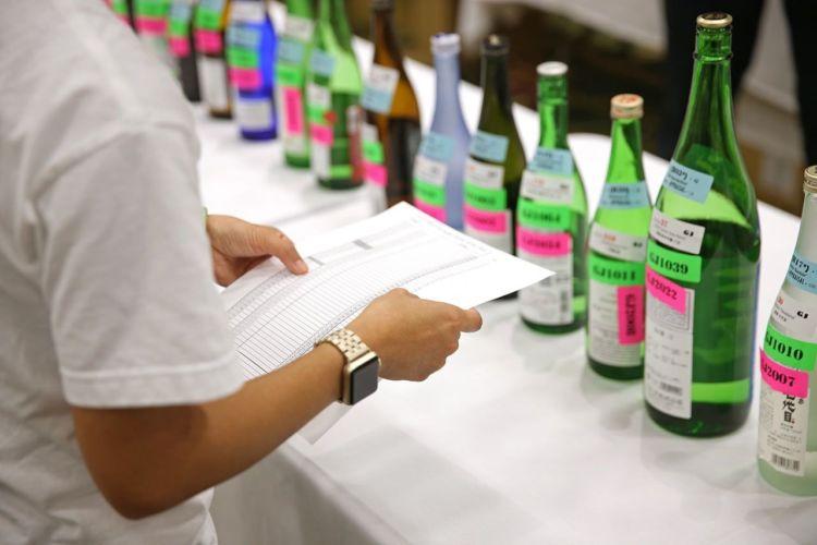 全米日本酒歓評会