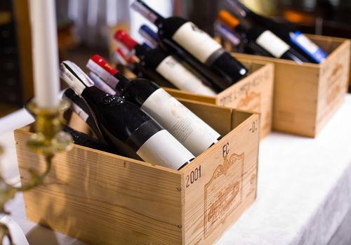ワインに賞味期限の記載がない理由