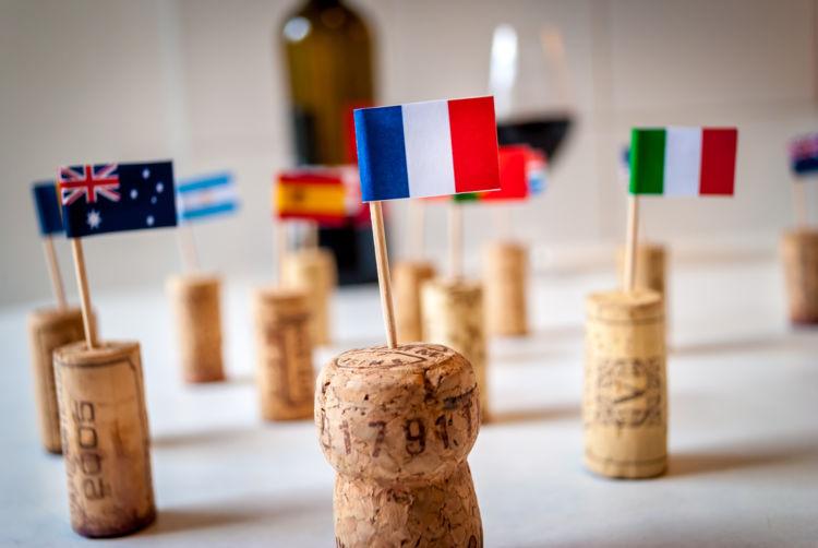 旅行好き必見、ワインの選び方! ワインを飲んで世界を旅しよう!