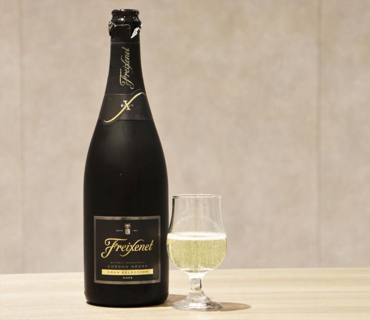 世界売上No.1スパークリングワイン フレシネ コルドン・ネグロ