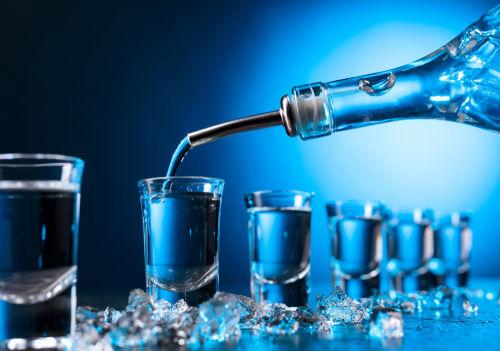 ウォッカは世界中で愛飲されているスピリッツのひとつ