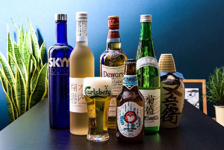 また、人気のクラフトビール「常陸野ネストビール」が宅飲み価格で味わえるのも魅力。他にも「常陸野ネストビール」の酒蔵である、木内酒造が製造する様々なお酒をここでしか飲めない宅飲み風にアレンジしてサービスしてくれます。