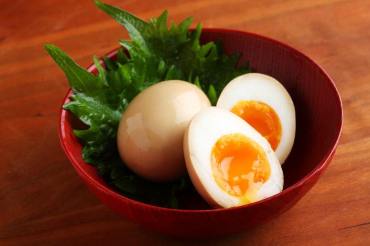 失敗しない、 おうちで上手に作れるレシピを紹介「味付け半熟卵」