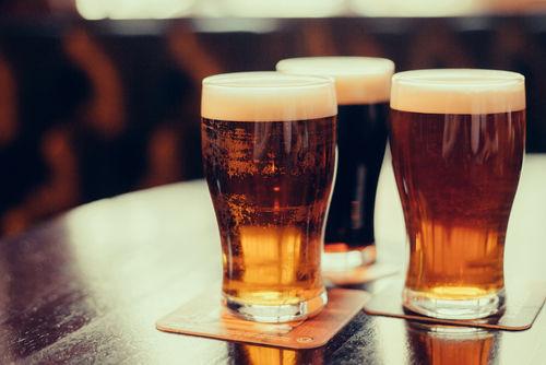 芳醇で豊かな風味の「上面発酵ビール」