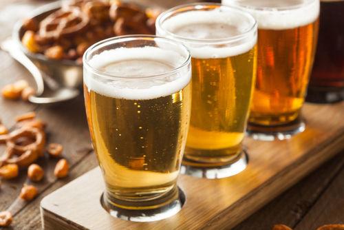 爽快な口当たりが特徴の「下面発酵ビール」