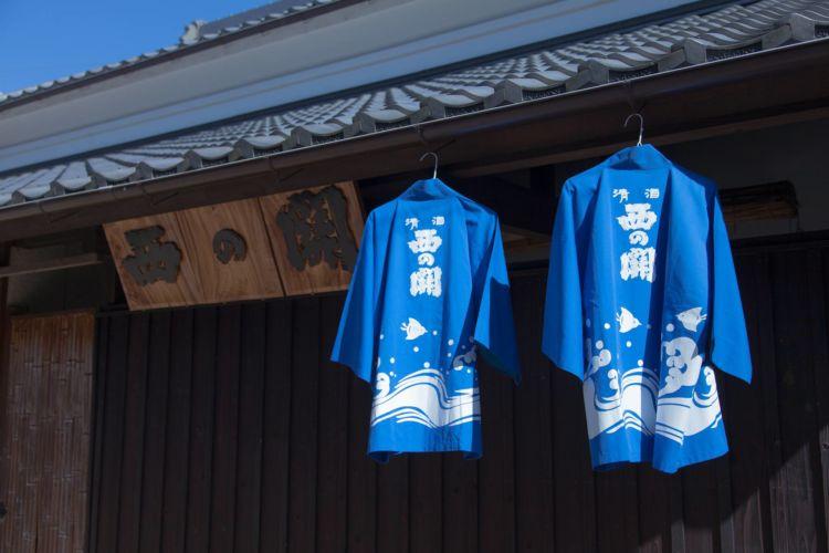 伝統手法を貫く大分の酒「西の関」。西日本の代表酒になりたいという意気込みと信念で造られる日本酒です