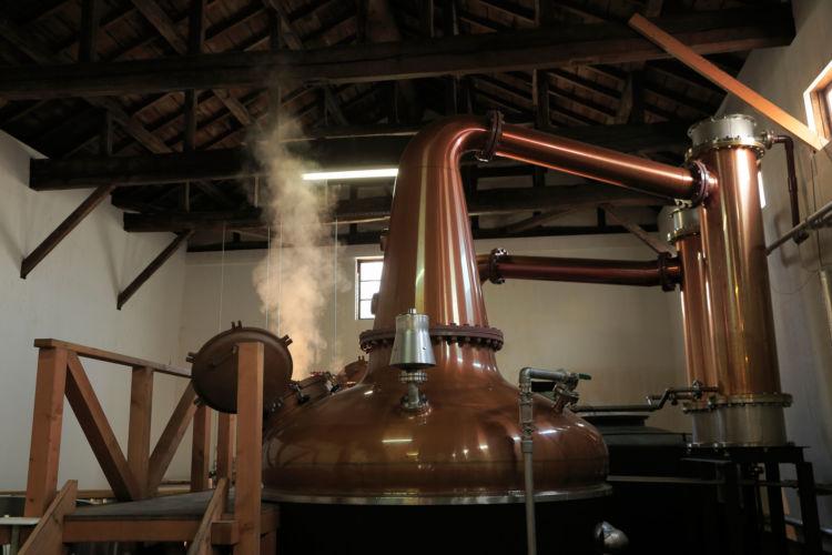 「山桜(YAMAZAKURA)」は福島の安積(あさか)蒸溜所で造られる注目の地ウイスキー