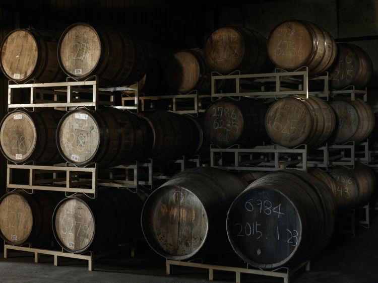 ウイスキー「山桜」を造る安積蒸溜所の特徴