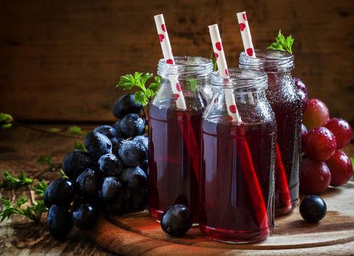 ノンアルコールワインとぶどうジュースの違い